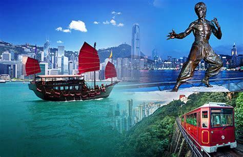 paket  hongkong shenzen macau  sentosa wisata