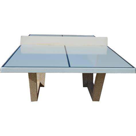 cuisine de cing table ping pong exterieur beton 28 images table de
