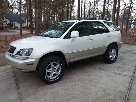 03 Lexus Rx300 by Lifted Rx300 With Big Tires 99 03 Lexus Rx300 Lexus