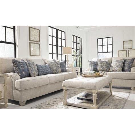 Linen Sofa by Traemore Linen Sofa 2740338 Furniture Afw