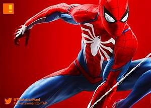 """The """"Spider-Man"""" PS4 game now officially has a release ..."""