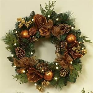 Weihnachtskranz Selber Machen : adventskranz 100 ideen f r alle die immer noch keinen haben ~ Markanthonyermac.com Haus und Dekorationen