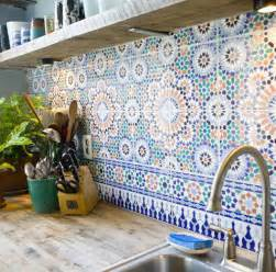 moroccan tiles kitchen backsplash five moroccan style tips for kitchens gold coast renew kitchen and bathroom resurfacing