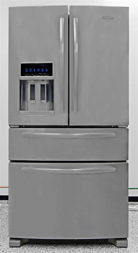 Furniture: Modern Kitchenaid Refrigerator Reviews For