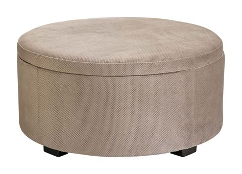 round storage ottoman with wheels round ottoman trendy dimensions tufted large round