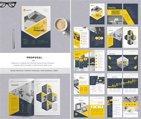 Template Envatp by 20 Best Business Proposal Templates For New Client Projects