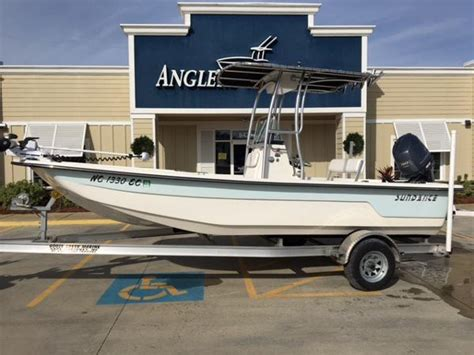 Used Sundance Boats by Used Skiff Sundance Boats For Sale Boats