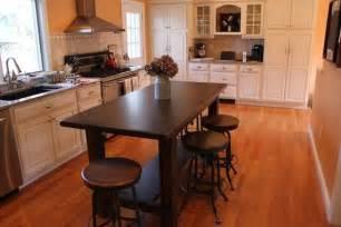 farm table style custom kitchen island by lorimerworkshop on etsy - Farm Table Kitchen Island