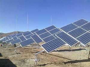 Tilt Single Axis Solar Tracking_Solar First