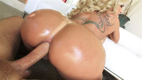 Busty Blonde Milf Fucked In Pussy Ass Mouth And Tits