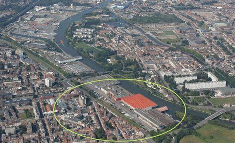 revue fluvial urbanisme portuaire lille voudrait investir une partie de port