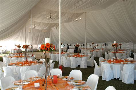 hiring a wedding marquee for your wedding reception