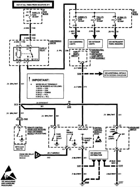 1995 Cadillac Fleetwood Fuse Box Diagram by 1995 Cadillac Fleetwood Fuse Box Cadillac Auto Wiring