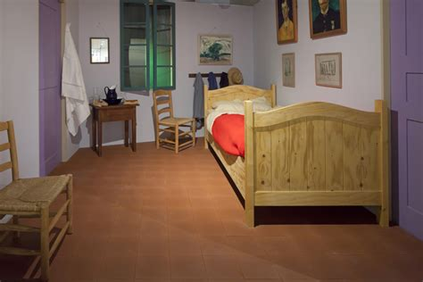 van gogh museum bedroom secrets home sweet home