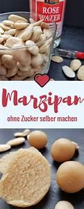Gesunde Süßigkeiten Selber Machen : marzipan ohne zucker selber machen ist ganz einfach mit nur 3 zutaten zuckerfrei ohnezucker ~ Frokenaadalensverden.com Haus und Dekorationen