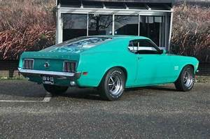 1970 Ford Mustang Boss 429, Grabber Green, Concourse, Museum Quality for sale - Ford Mustang ...