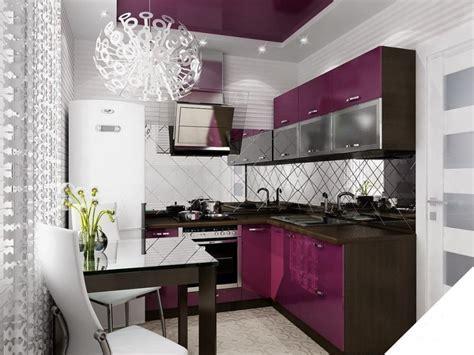 trendy kitchen accessories interior design trends 2017 purple kitchen 2933