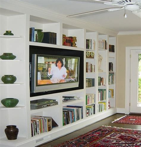 building a bookcase wall nyc custom built in tv entertainment centers new york city