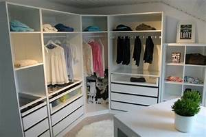 Begehbarer Kleiderschrank Ideen : ikea pax is a girls best friend begehbarer ~ Michelbontemps.com Haus und Dekorationen
