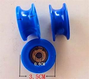 Cloth Cutting Machine Accessories Holder Wheel Broken