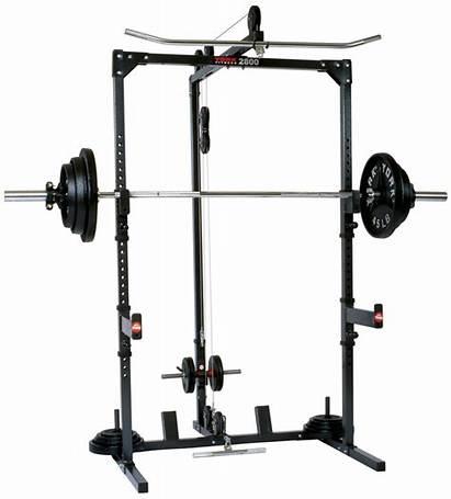 Gym Cage Equipment Power York 2800 Weight