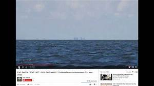 Erdkrümmung Berechnen : flache erde ade ein flacherdling beweist die erdkr mmung youtube ~ Themetempest.com Abrechnung