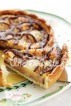 tarte chocolat poire recette facile  jour une recette
