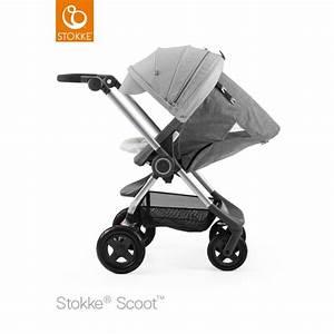Siege Auto Stokke : stokke canopy poussette scoot gris m lang made in b b ~ Melissatoandfro.com Idées de Décoration