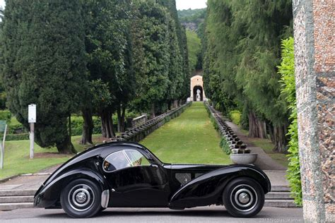 That's because, for all of its luxury fittings and deco bodywork, the type 57 was fundamentally. Exceptionally rare Bugatti Type 57 SC Atlantics together ...