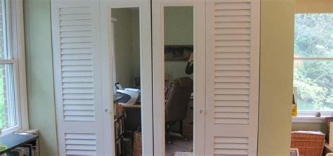 louvered closet doors types closet ideas  creation