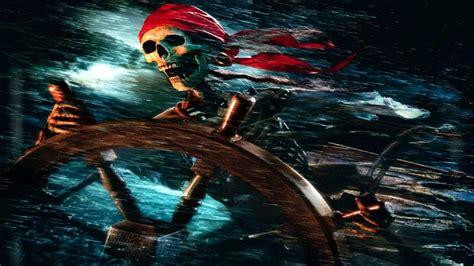 Animal Skeleton Wallpaper - skeleton pirate wallpaper
