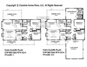 the expandable house plans small expandable house plan bs 1266 1574 ad sq ft small