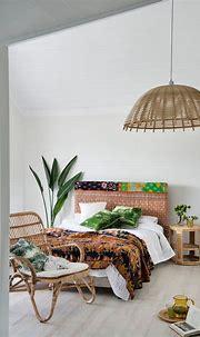53 Bright Tropical Bedroom Designs - DigsDigs