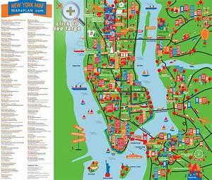 midtown manhattan street map printable