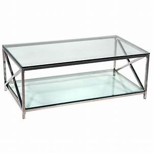 coffee tables ideas top glass and chrome coffee table With chrome coffee table sets