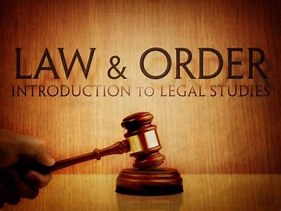 Law Legal Order Studies Introduction Science Stop