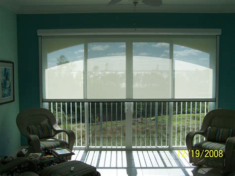 retractable electric balcony screen enclosure