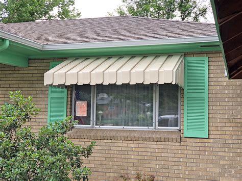 ac pan type window  door awning