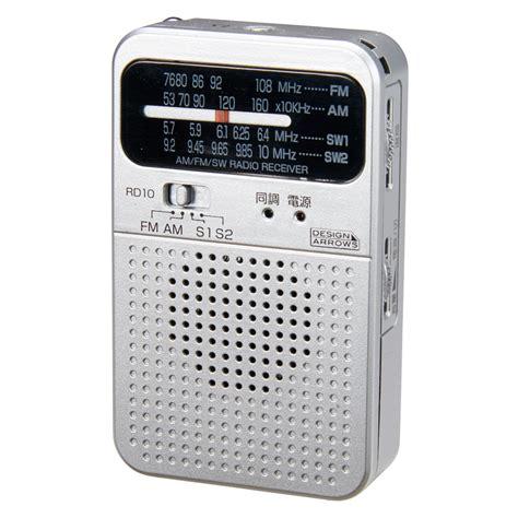 短波 ラジオ 周波数