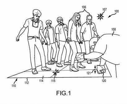 Disney Handshakes Earthquake Hint Floors Parks Robot
