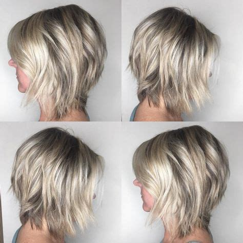 The Different Types of Bobs Choppy bob hairstyles A