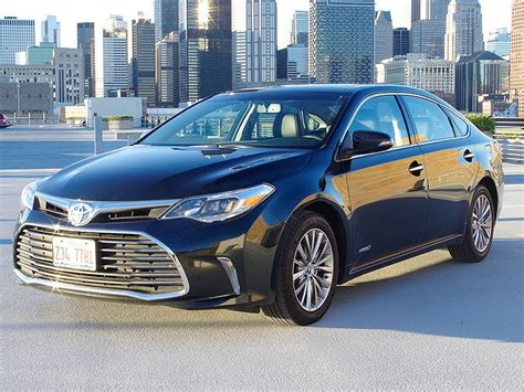 Avalon Hybrid Review 2016 by 2016 Toyota Avalon Hybrid Limited Road Test And Review