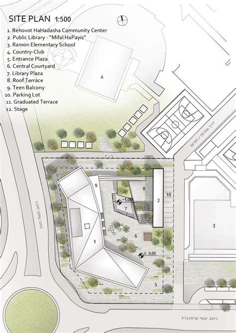 gallery of rehovot community center kimmel eshkolot architects 23