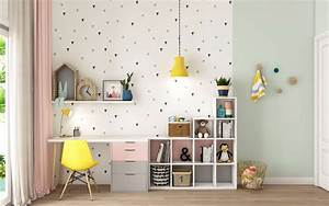 53 Inspirational Kids' Study Space Designs And Tips You ...