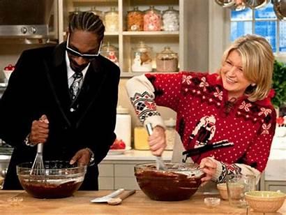 Martha Snoop Stewart Dogg Tv Dinner Party