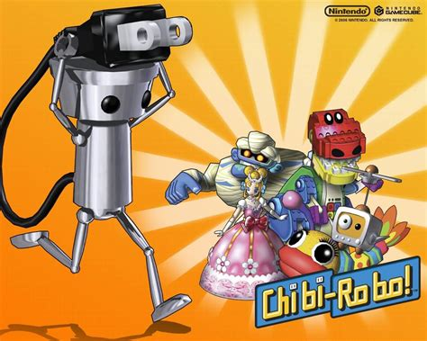 chibi robo wallpaper this is an official chibi robo wallpaper from 05 chibirobo