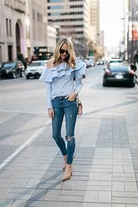 Welches oberteil zu high waist jeans
