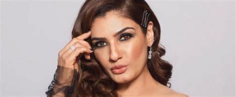 Raveena Tandon Speaks Up About Being Labelled Arrogant
