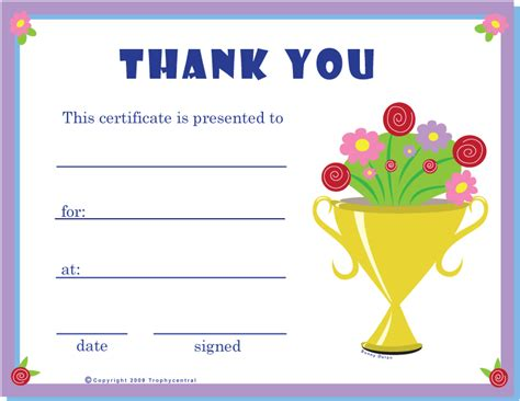 certificates certificate