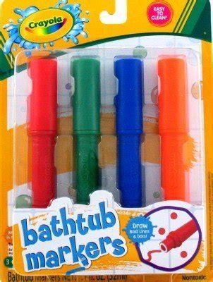 Crayola Bathtub Fingerpaint Soap Non Toxic by Washable Marker Pen Stores